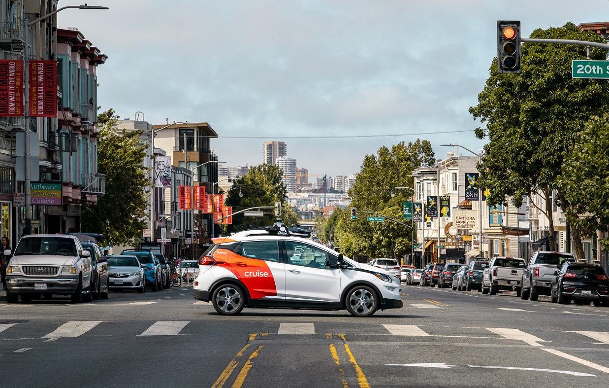 GM, Cruise e Microsoft se juntam no segmento de carros autônomos