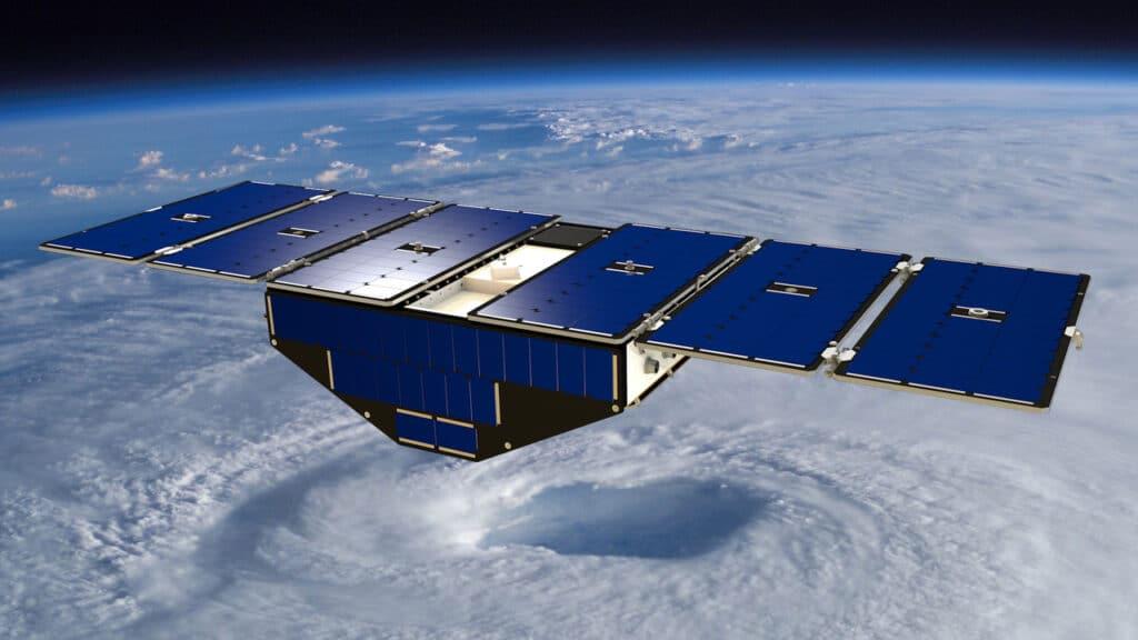 Mais satélites em órbita aumentará a quantidade de lixo espacial presente no espaço. Foto: Nasa/Divulgação