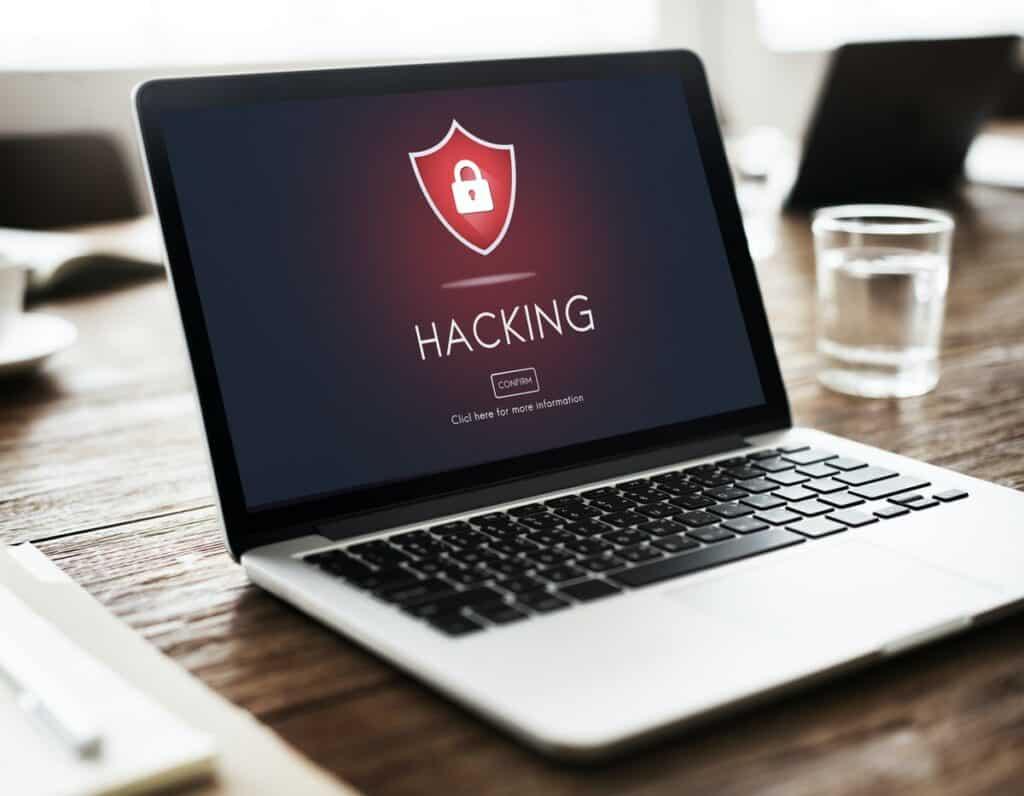 Notebook hackeado