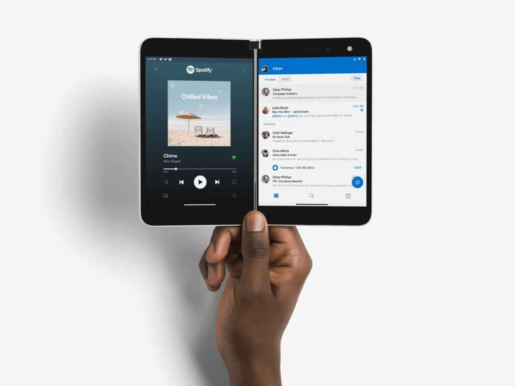 Microsoft Surface Duo é o novo celular dobrável da empresa do Bill Gates.