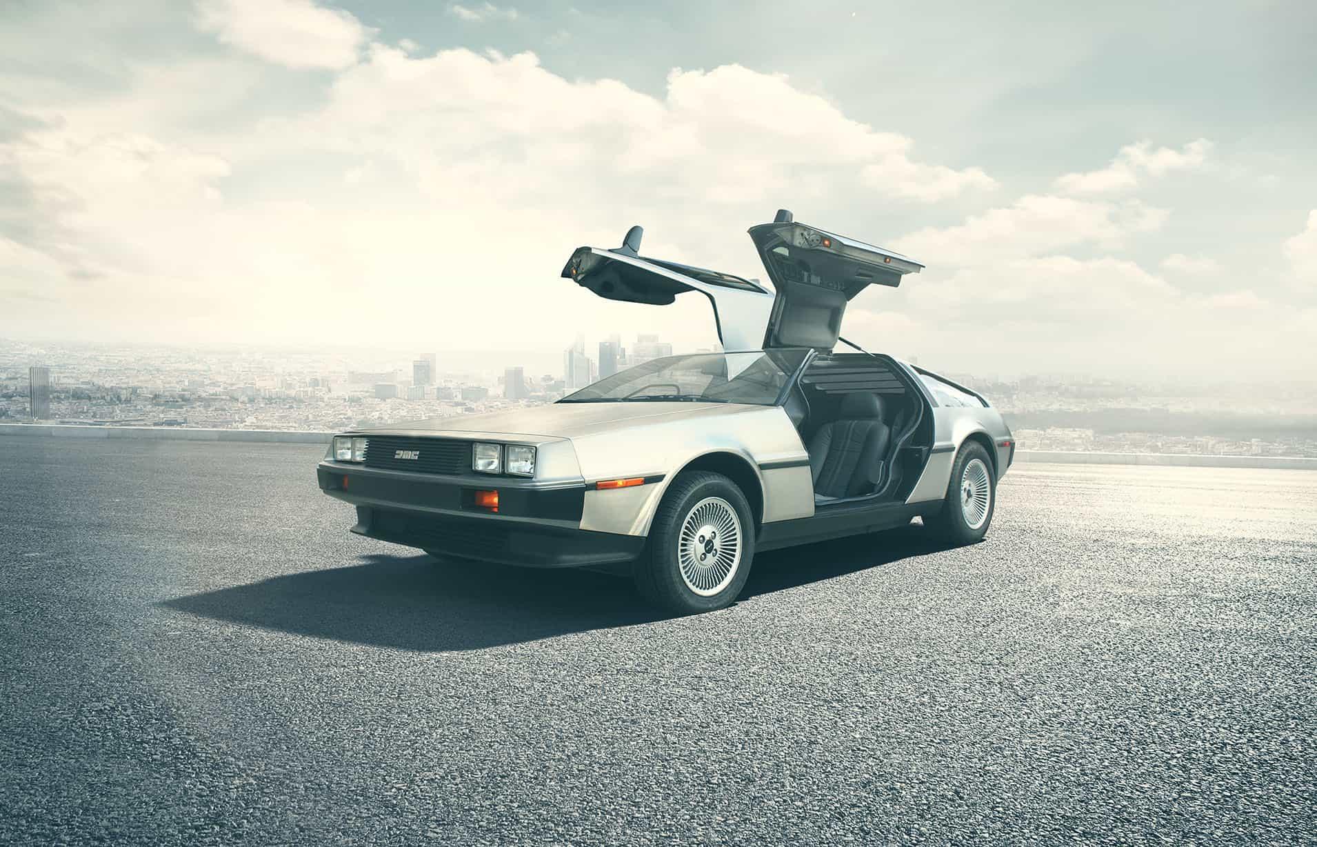 DeLorean, do 'De volta para o futuro', pode voltar em versão elétrica - Olhar Digital