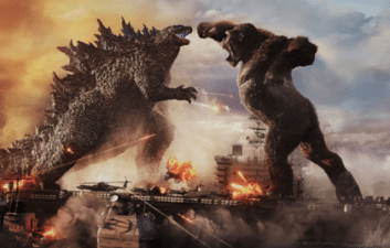 """""""Godzilla vs Kong"""": first trailer shows fight on aircraft carrier"""