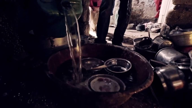 Crise de água na Faixa de Gaza