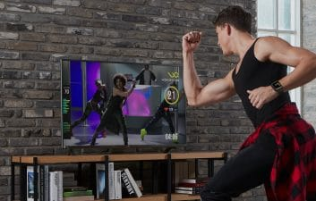 CES 2021: technology accompanies exercise routine