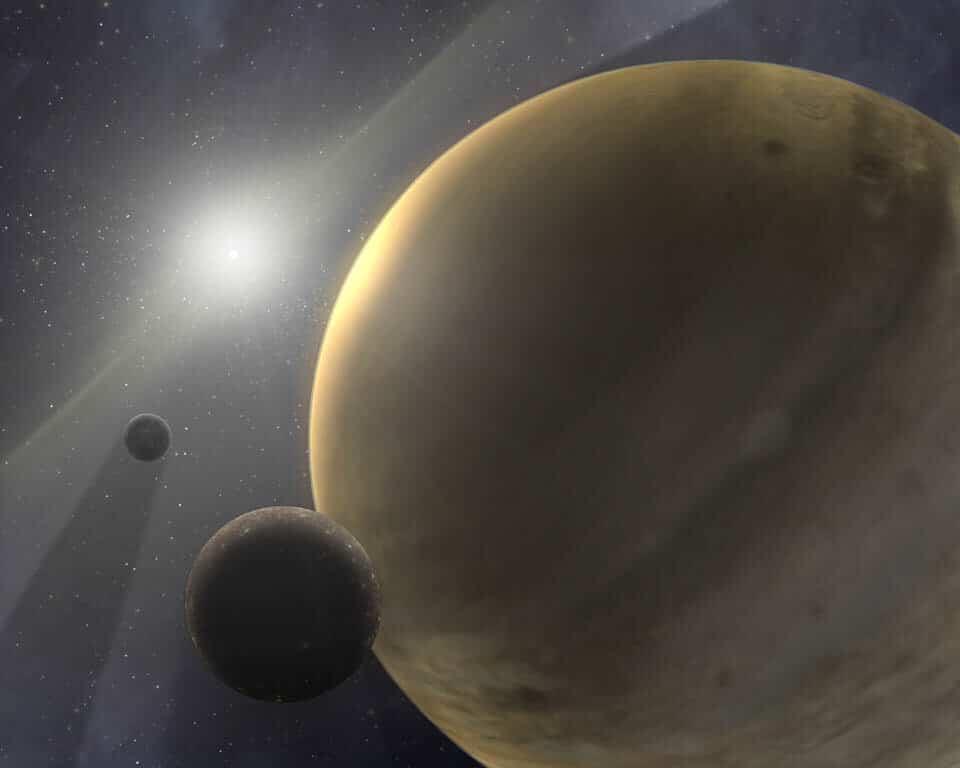 astrônomos planeta júpiter