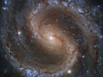 NASA photographs 'lost galaxy' in Virgo constellation