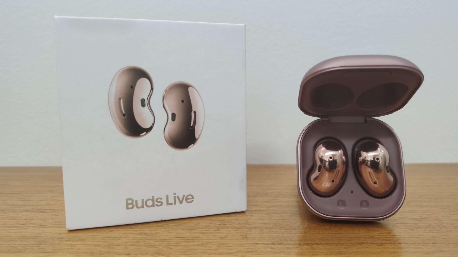 Galaxy Buds Live: Fone da Samsung mostra qualidade - Olhar Digital