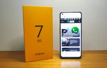 Realme 7 Pro review: cell phone impresses on battery and takes quality photos