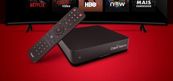 Claro Box TV: equipamento reúne programação 4K e streaming de conteúdo mediante assinatura - Olhar Digital