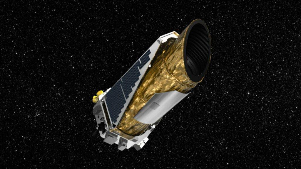 Kepler telescópio