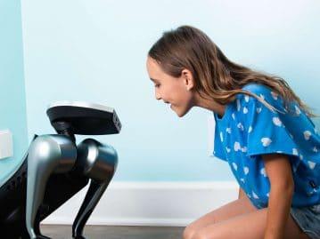 Koda: meet the robot dog that 'feels' human emotions