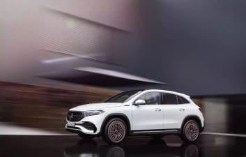 Mercedes EQA: German automaker unveils electric SUV