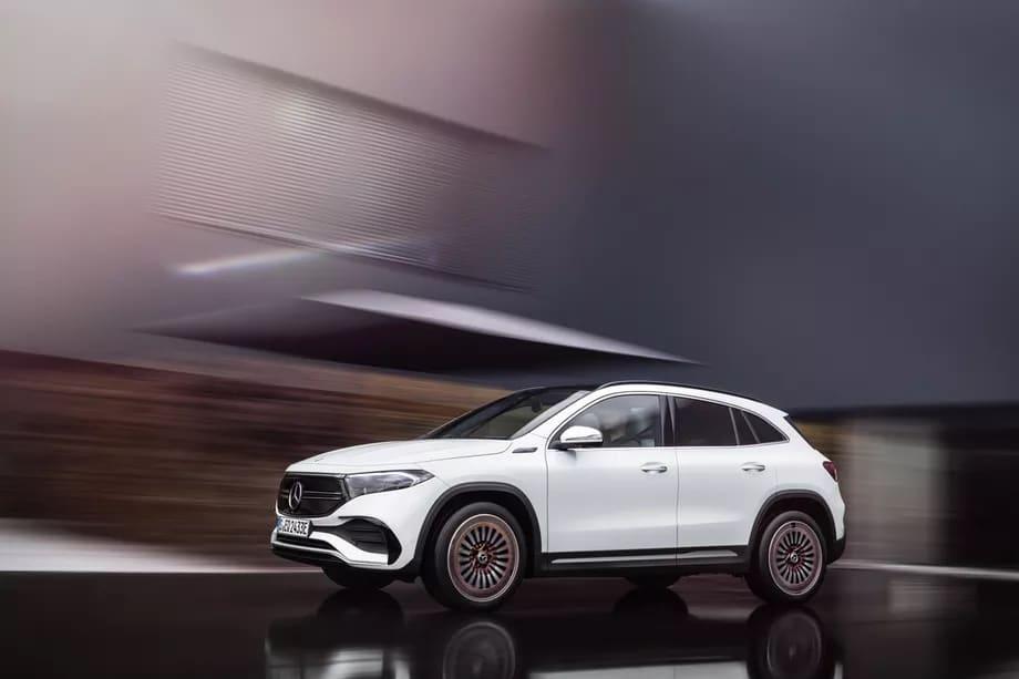 Mercedes EQA: montadora alemã revela SUV elétrico - Olhar Digital