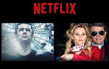 Títulos que se eliminarán de Netflix esta semana (25/31/01)
