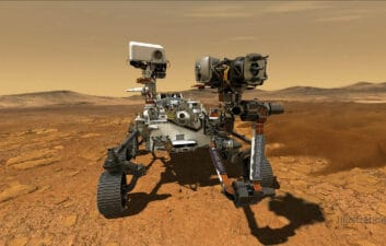 Perseverance: musician helped design microphone for NASA robot on Mars