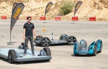 Israeli company creates custom electric vehicle platform
