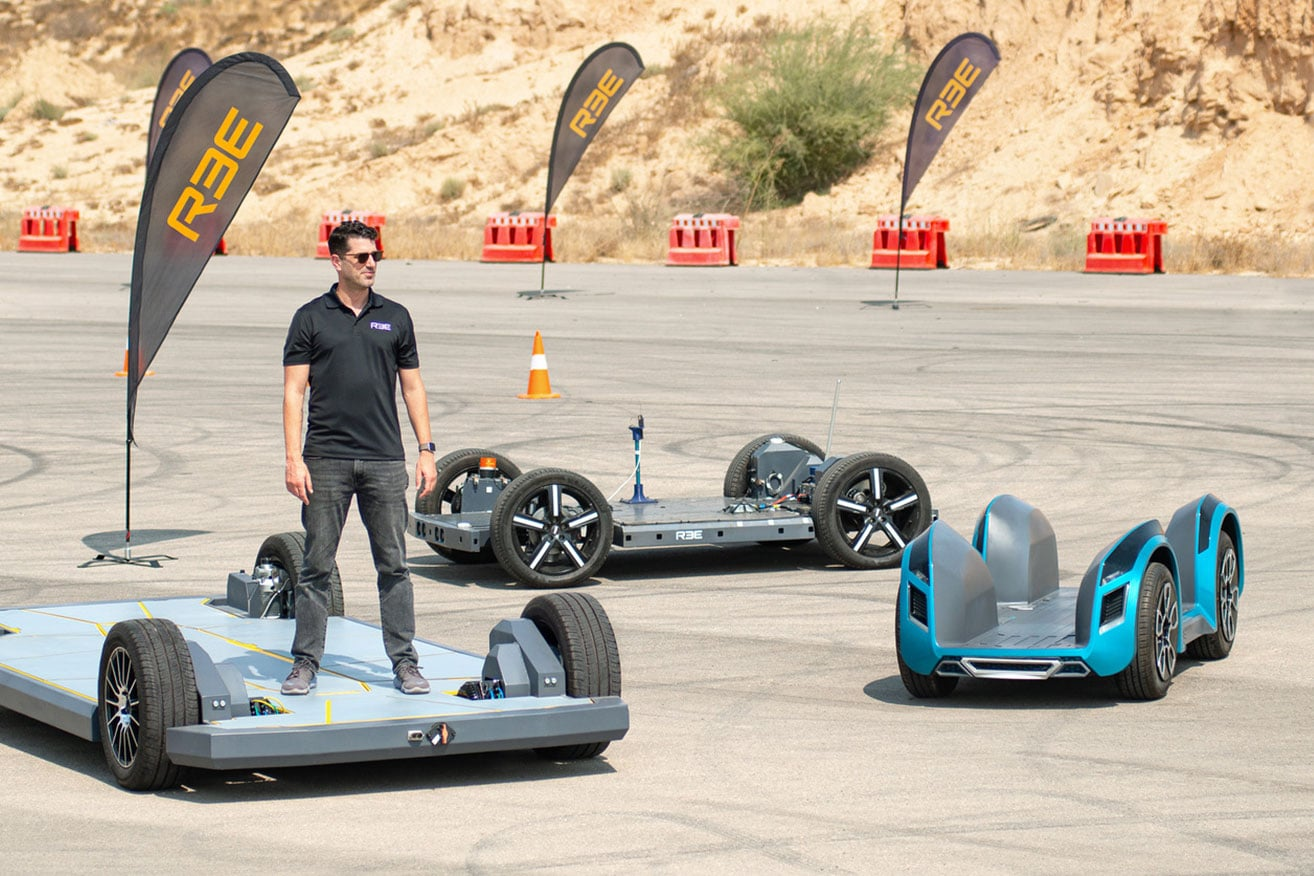 Empresa israelense cria plataforma para veículos elétricos sob medida - Olhar Digital