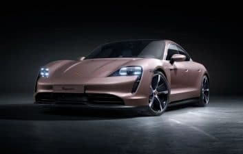 "Porsche Taycan gets lighter and ""cheaper"" version"