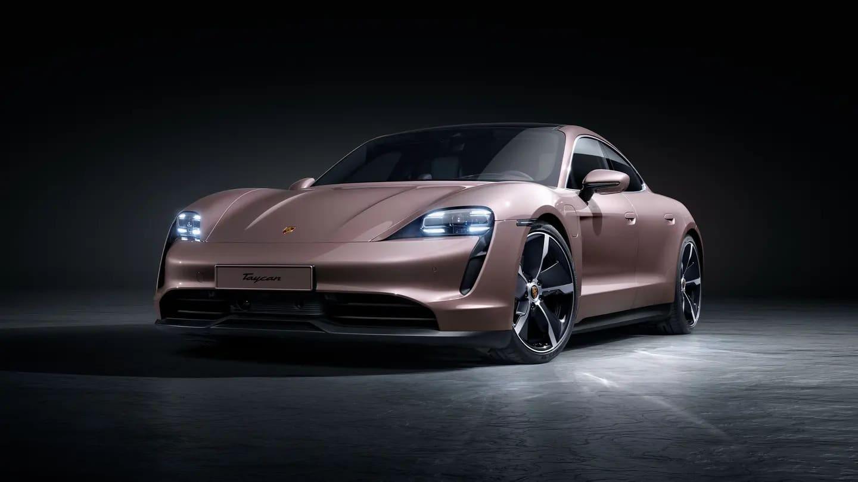 """Porsche Taycan ganha versão mais leve e """"barata"""" - Olhar Digital"""