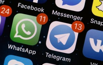 """Telegram has """"real privacy and security problem"""", says WhatsApp chief"""