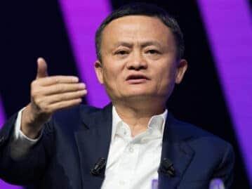 Fundador do Alibaba, Jack Ma, reaparece em público após quase...