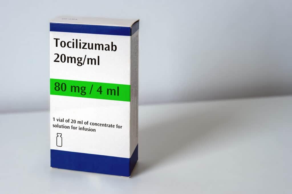 Medicamento tocilizumabe