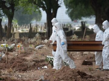 Covid-19: Brazil has 1.428 deaths in the last 24 hours; total exceeds ...