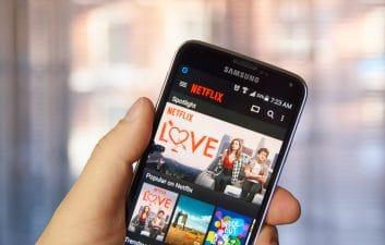 La actualización de Netflix para Android ha mejorado la nivelación del sonido