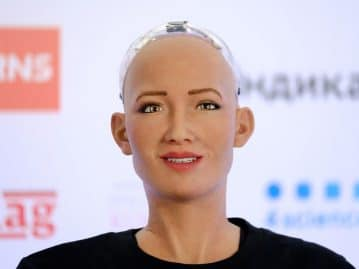 Creators of the Sophia robot bet on growth amid ...