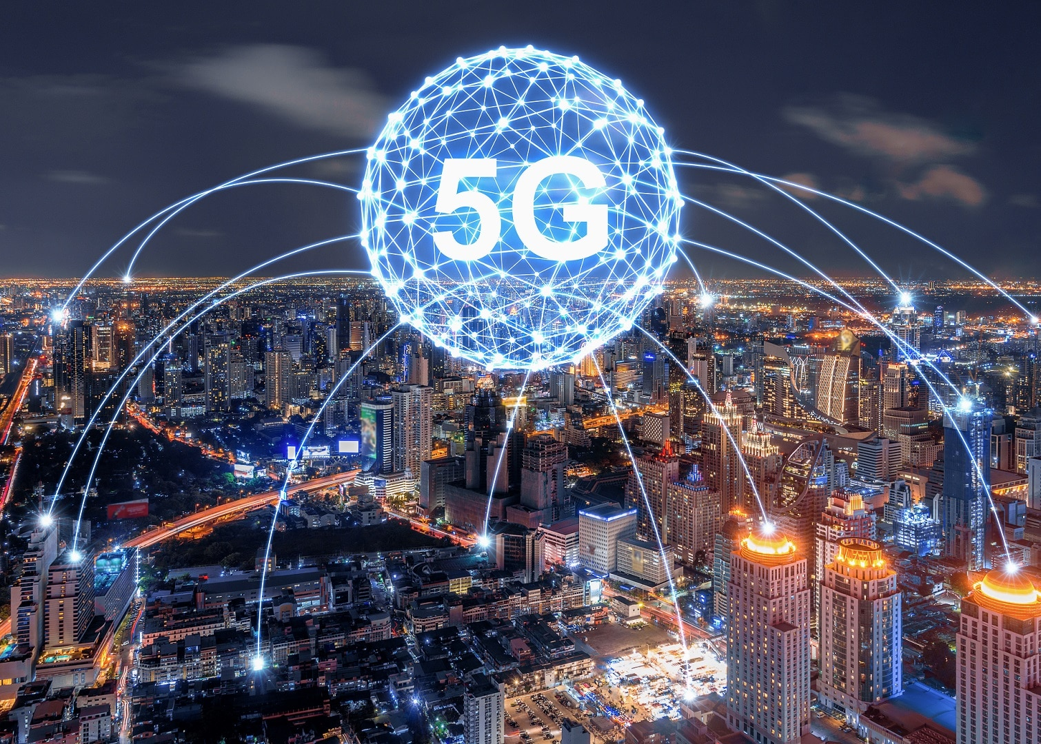 Resultado de imagem para 5G já é uma realidade no Brasil