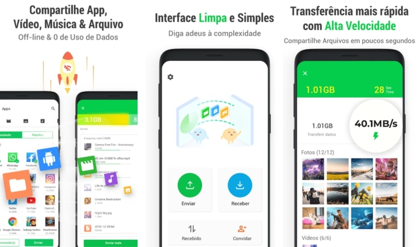 InShare - Android