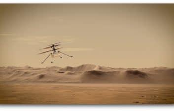 Linux llega a Marte a bordo del Ingenuity