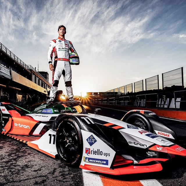 Lucas Di Grassi is one of the Brazilians on the Formula E grid