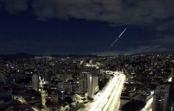 """""""Bola de fuego"""": vea el meteoro que cruzó el cielo de tres estados este domingo"""