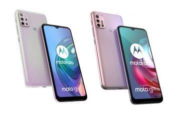 Moto G10 and G30: Motorola announces new smartphones