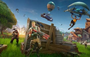 'Fortnite' terá crossover com 'Street Fighter'