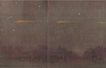 The Great Meteor Procession of 1913