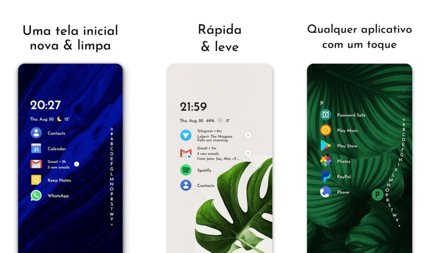 Niagara Launcher - Android