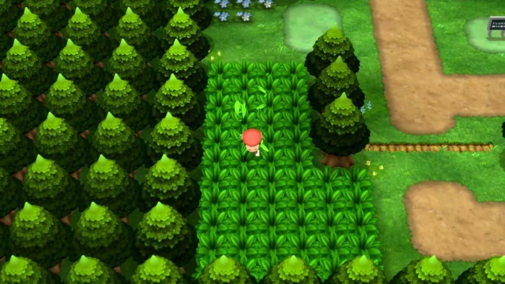"""Visuais de """"Pokémon Diamond"""" e """"Pearl"""" serão atualizas em remakes que chegarão ao Nintendo Switch ainda em 2021. Imagem: Pokémon Company/Divulgação"""