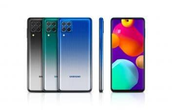 Samsung Galaxy M62, con batería gigante, se lanza 'antes de tiempo'