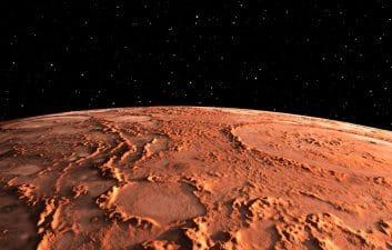 La NASA afirma que algunos organismos terrestres pueden sobrevivir temporalmente en Marte