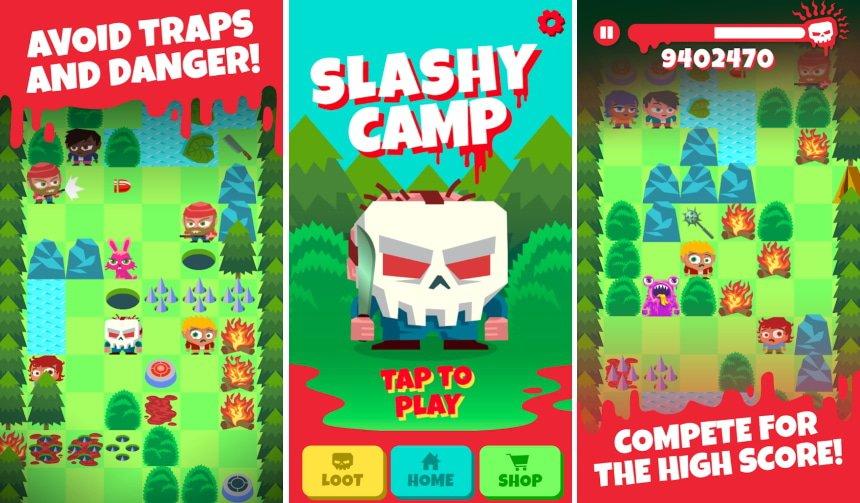 Slashy Camp - Android