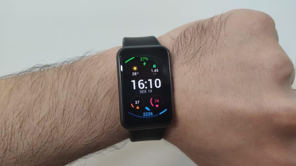 Huawei Watch Fit - Screen