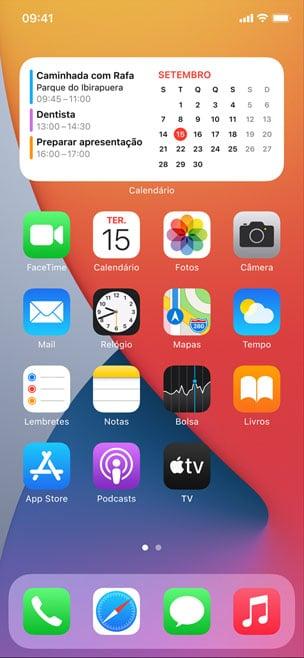 iOS 14 é asiático