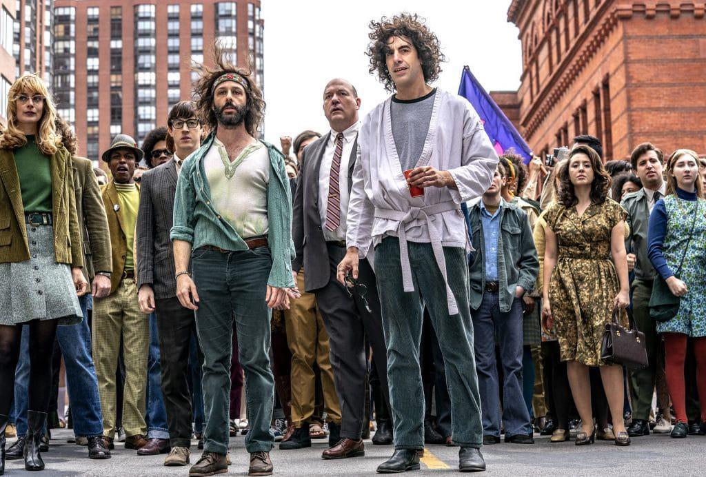 Os 7 de Chicago. Imagem: Nico Tavernise/Netflix